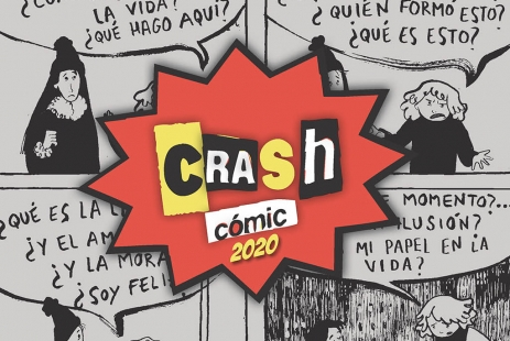 Certamen de cómic - Crash Cómic 2020